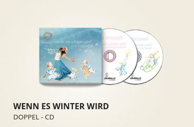 "Preview for Double-CD ""Wenn es Winter wird"""