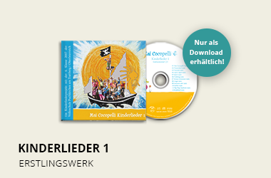 "Vorschaubild zu Download Album ""Kinderlieder 1"""