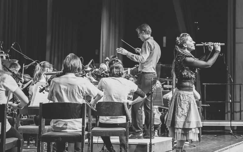 Kindermusik meets Orchester