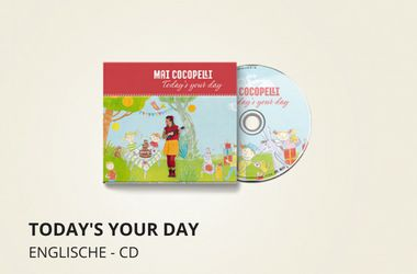 "Vorschaubild zu CD ""Today's Your Day"""