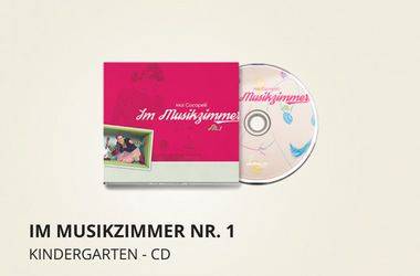 "Preview for CD ""Im Musikzimmer"" Nr. 1"