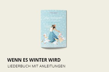 "Preview for Songbook ""Wenn es Winter wird"""