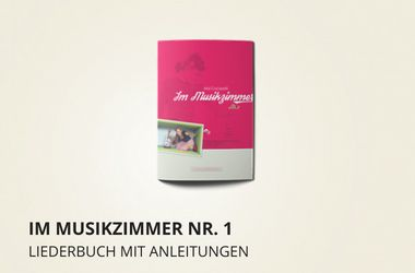 "Preview for Songbook ""Im Musikzimmer Nr. 1"""