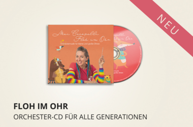 "Preview for Orchestra-CD ""Floh im Ohr"""