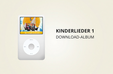 "Vorschaubild zu Download - ALBUM ""Kinderlieder 1"""